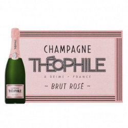 CHAMPAGNE THEOPHILE ROSÉ
