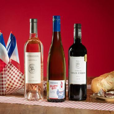 coffret vin personnalisé