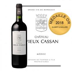 Grand Vin de Bordeaux - CHÂTEAU VIEUX CASSAN