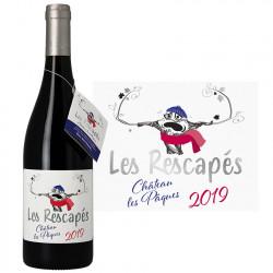 VIN ROUGE DE BORDEAUX - Les Rescapés - Château Les Pâques