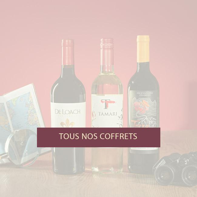 coffret cadeau vins